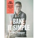BAKE IT SIMPLE (espagnol)