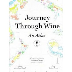 JOURNEY THROUGH WINE AN ATLAS (anglais)