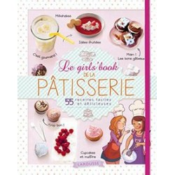 LE GIRLS'BOOK DE LA PATISSERIE