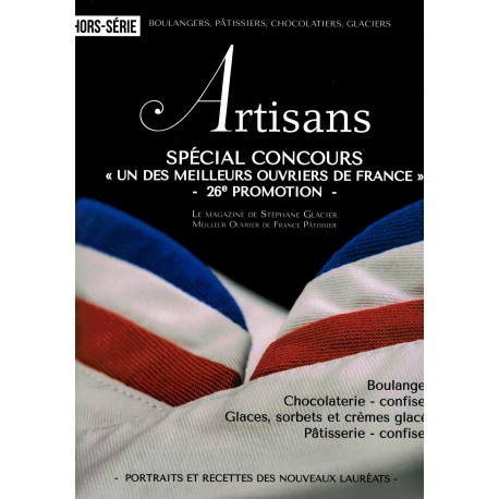 ARTISANS SPECIAL CONCOURS HORS SERIE N°2