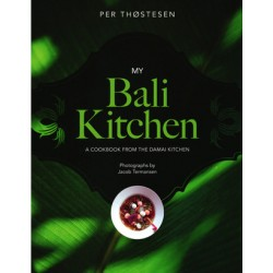 MY BALI KITCHEN (ANGLAIS)
