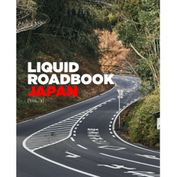 LIQUID ROADBOOK JAPAN