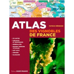 ATLAS DES VIGNOBLES DE FRANCE